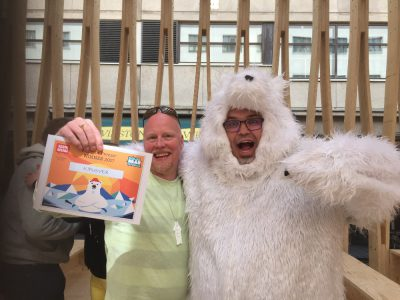 7/2017 Kipuwex won the (Nation wide) Polar Bear Pitching competition held in Pori, Finland (Suomi Areena).
