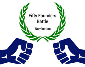 fifty founders battle