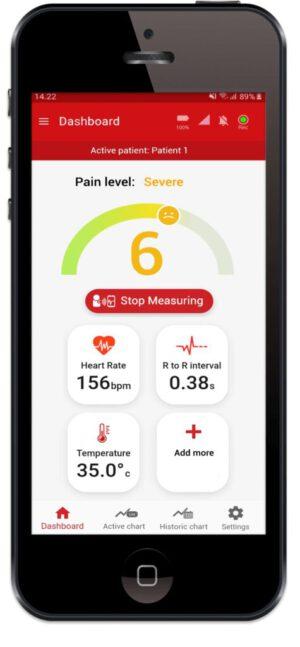 Kipuwex -application- iphone - dashboard