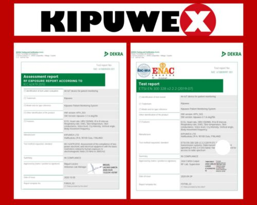 approval test kipuwex