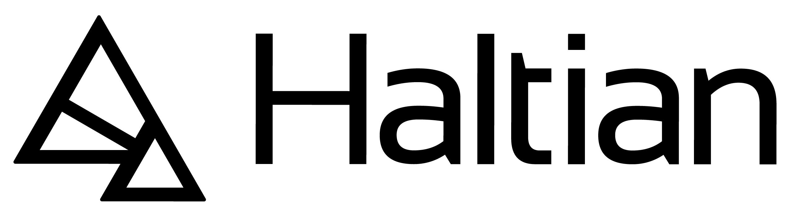 Haltian_Logo_Black